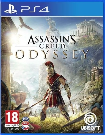 UbiSoft Gra PS4 Assassins Creed Odyssey