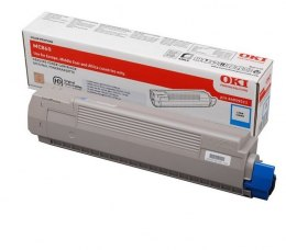 OKI Toner do MC860 CYAN 10K 44059211