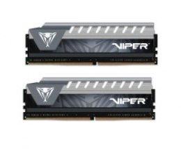 Patriot Pamięć DDR4 Viper Elite 32GB/2666(2*16GB) Szara CL16