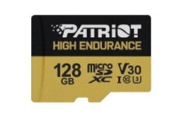 Patriot Karta microSDHC 128GB V30 High Endurance