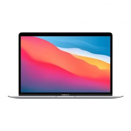 Apple MacBook Air 13: Apple M1 chip with 8-core CPU and 8-core GPU, 512GB - Silver