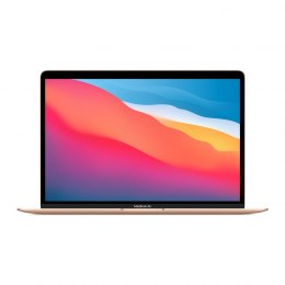 Apple MacBook Air 13: Apple M1 chip with 8-core CPU and 7-core GPU, 256GB - Gold