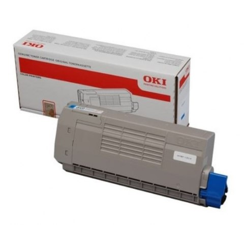 OKI Toner do C710 / C711 CYAN (11.5k) 44318607