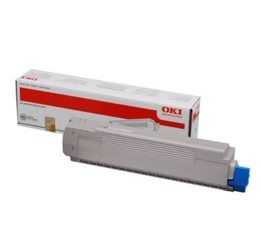 OKI Toner do MC853/873 Yellow 7.3k