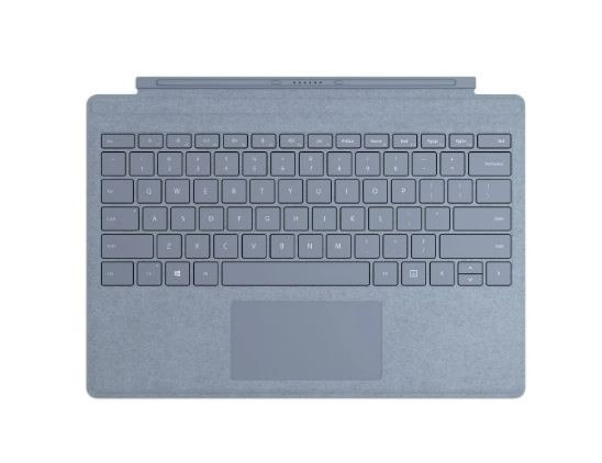 Microsoft Klawiatura Surface Pro Signature Type Cover Ice Blue FFQ-00133