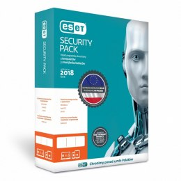 ESET Security Pack 3PC+ 3sm kon 3Y ESP-K-3Y-6D