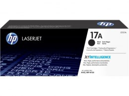 HP Inc. Toner 17A Black 1.6k CF217A