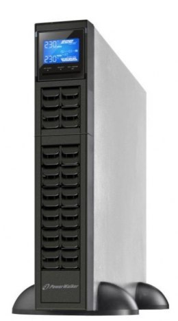 PowerWalker UPS ON-LINE 3000VA 4X IEC + TERMINAL OUT, USB/RS-232, LCD, RACK 19''/TOWER