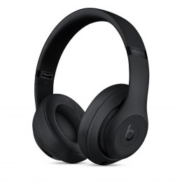 Apple Słuchawki Beats Studio3 Wireless Over Ear Headphones - Matte Black