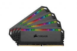 Corsair Pamięć DDR4 Dominator Platinum RGB 32GB/3200(4x8GB) BLACK CL16