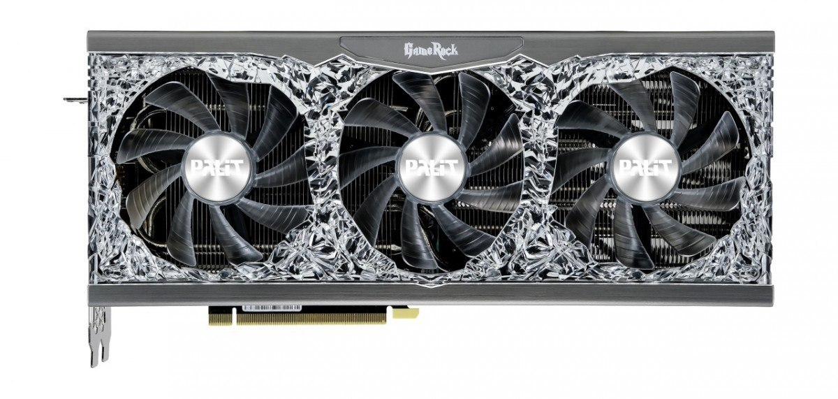 Palit Karta graficzna GeForce RTX 3090 GameRock 24GB GDDR6X 384bit HDMI/3DP