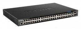 D-Link DGS-1520-52 Switch Smart 48xGE 2x10GE 2xSFP+