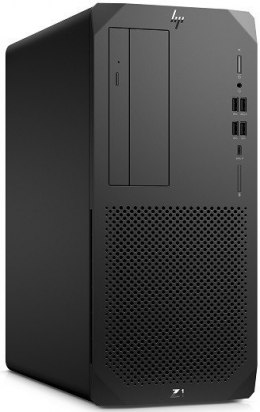 HP Inc. Komputer Z1 Entry Tower G6 i7-10700K 1TB/32G/DVD/W10P 12M37EA