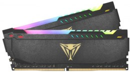 Patriot Pamięć DDR4 Viper RGB LED 16GB/3200(2*8GB) Black CL19